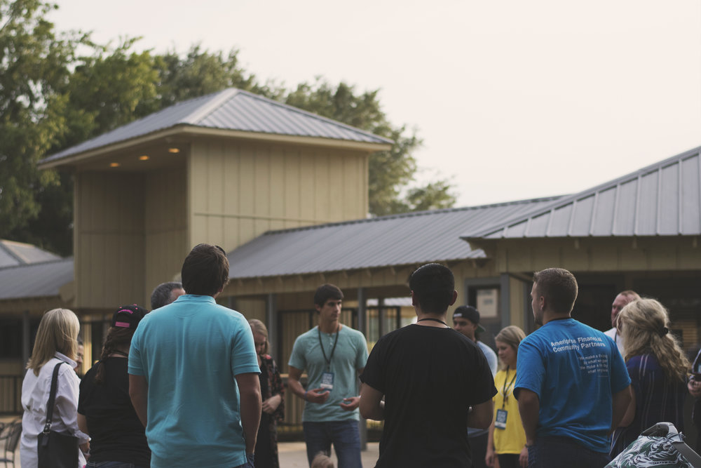 Connect Groups - Connect Groups are a way for us to continue to connect with one another as Riverpark continues to grow. Frisbee golf to book studies, new Connect Groups launch in our spring, summer & fall semesters. You can join one or twenty each semester!