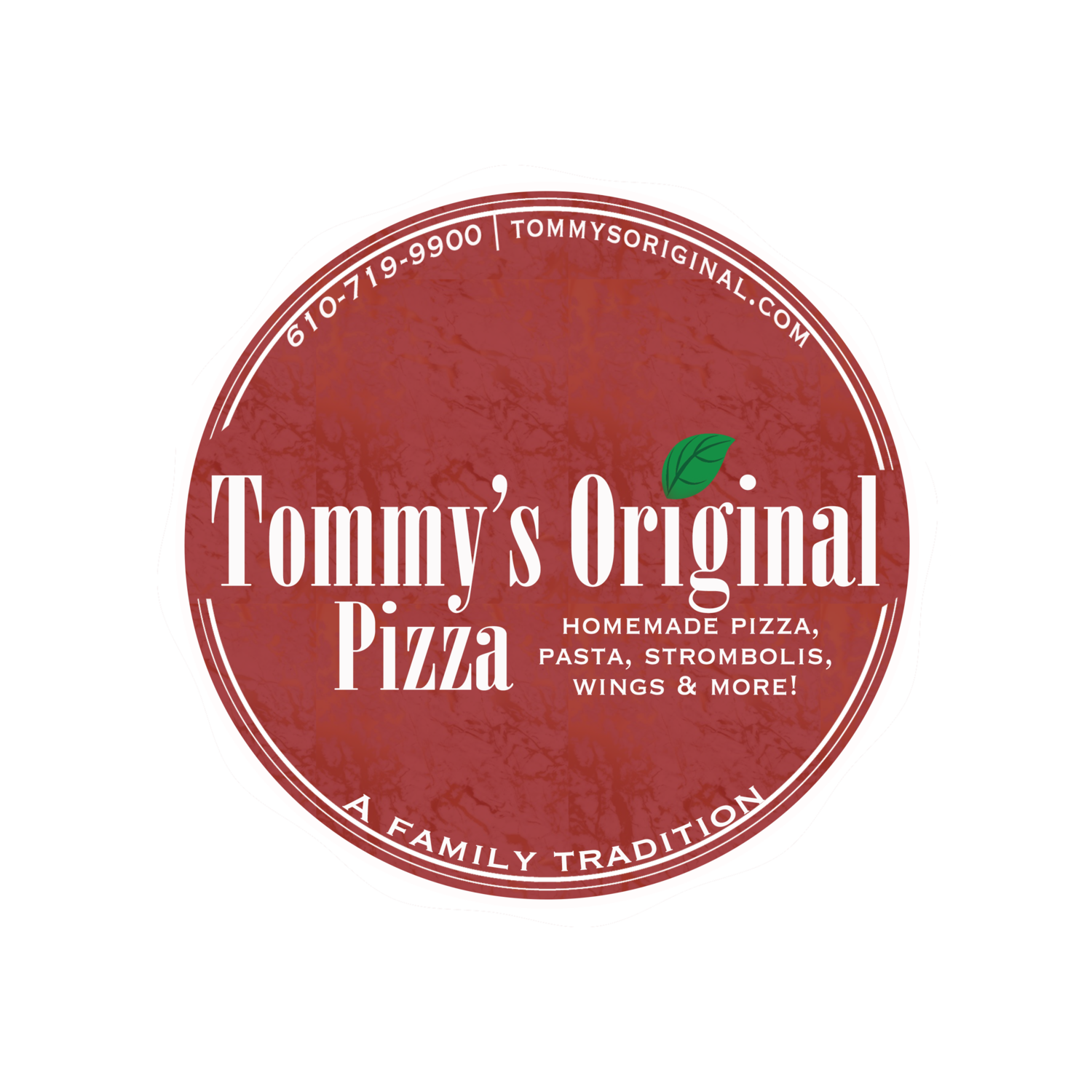 Tommys Auto Sales >> Tommy S Original Pizza