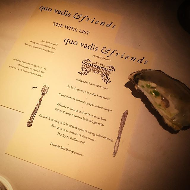 Yes chef! @cheftombrown @jeremyleeqv