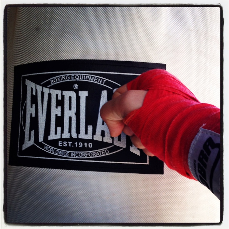 Yang Exercise: Make Me A Boxer!