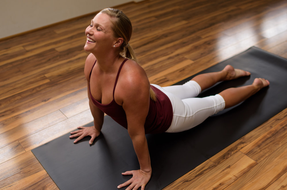 Ki Yoga is one natural way to manage the stress. -