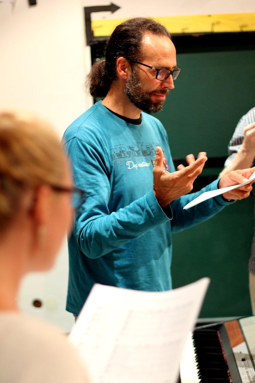Eddi Hüneke - Chor-Coaching 2