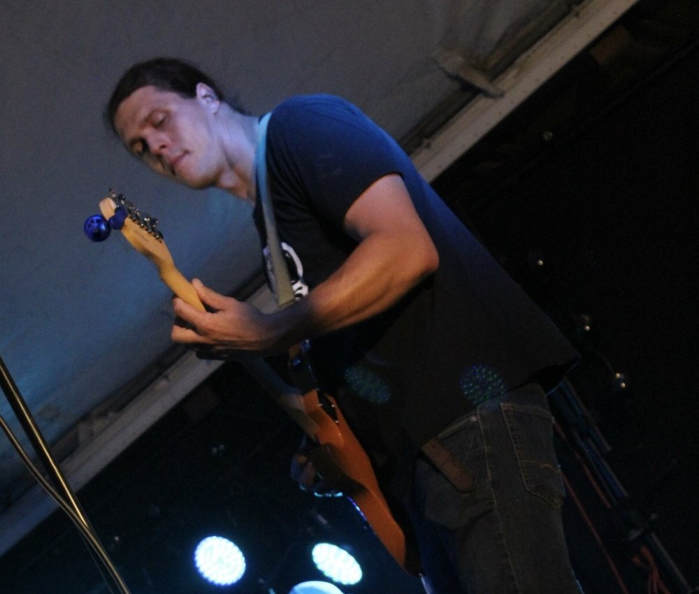 JOEY TAYLOR - Lead Guitar/vocalsAKA Lurch