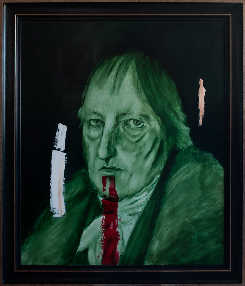 G W F Hegel 1770-1831