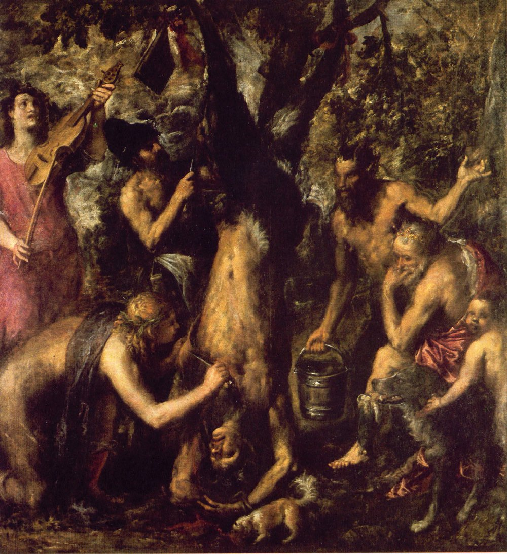 Titian-flaying of Marsyas-1576.jpg