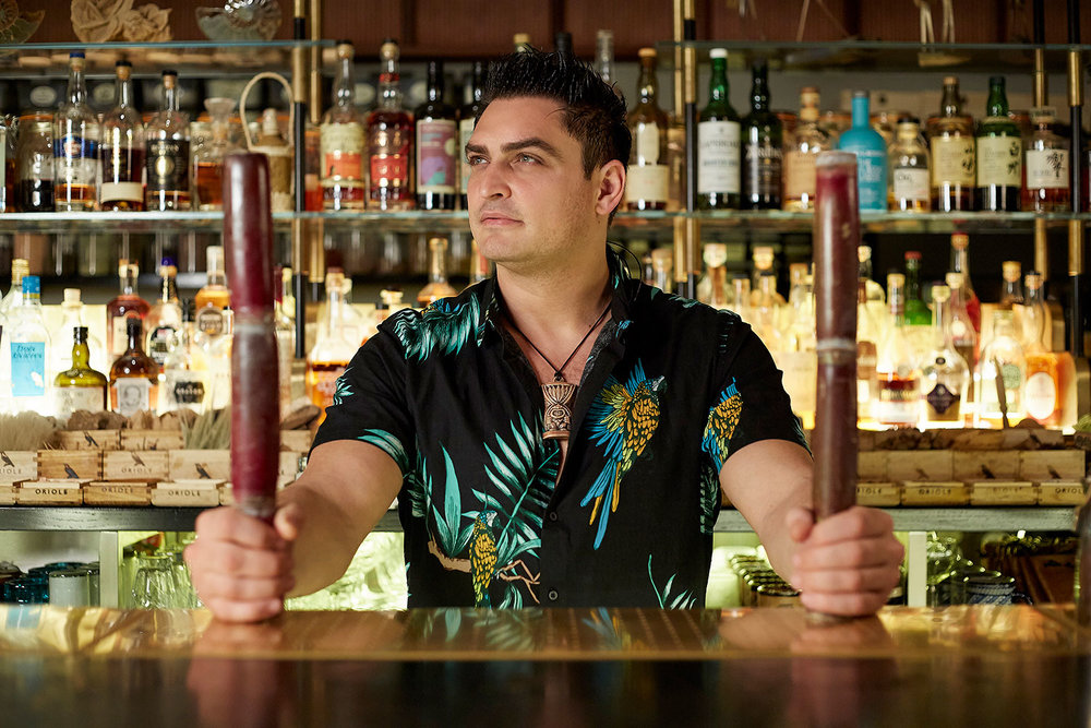 Georgi Radev - Being the man behind the magic of Mahiki Bars for eleven years, Georgi has been responsible for opening, consulting and running one of the best bars in London, rolling it out globally over the last ten years. Originally from Bulgaria, he has travelled all over the world to learn - and teach - about rum, tiki and cocktails and is the creator of the unique British festival, Spirit of Tiki. An award-winning global bartender in love with the tropical lifestyle who – above all else – knows how to throw a party!