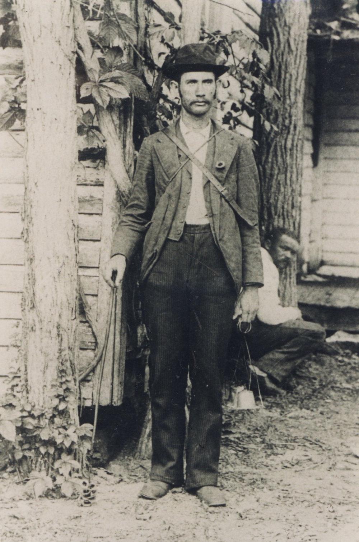 Will Bransford, circa 1900