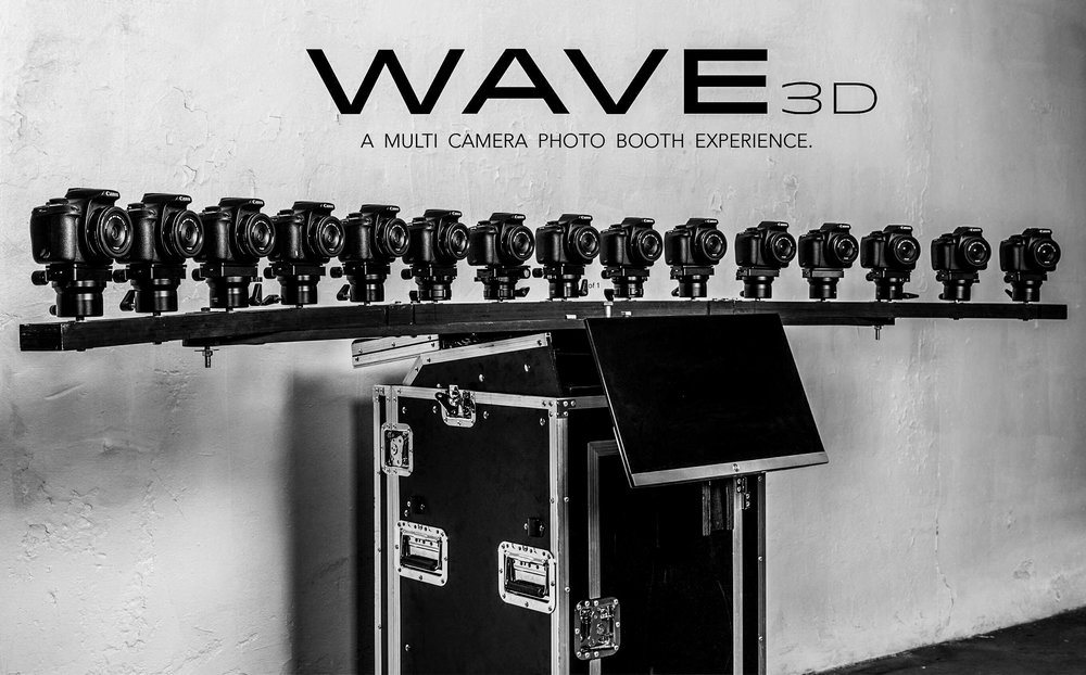 Take your event to the next level with the Wave 3D multi-camera experience. -