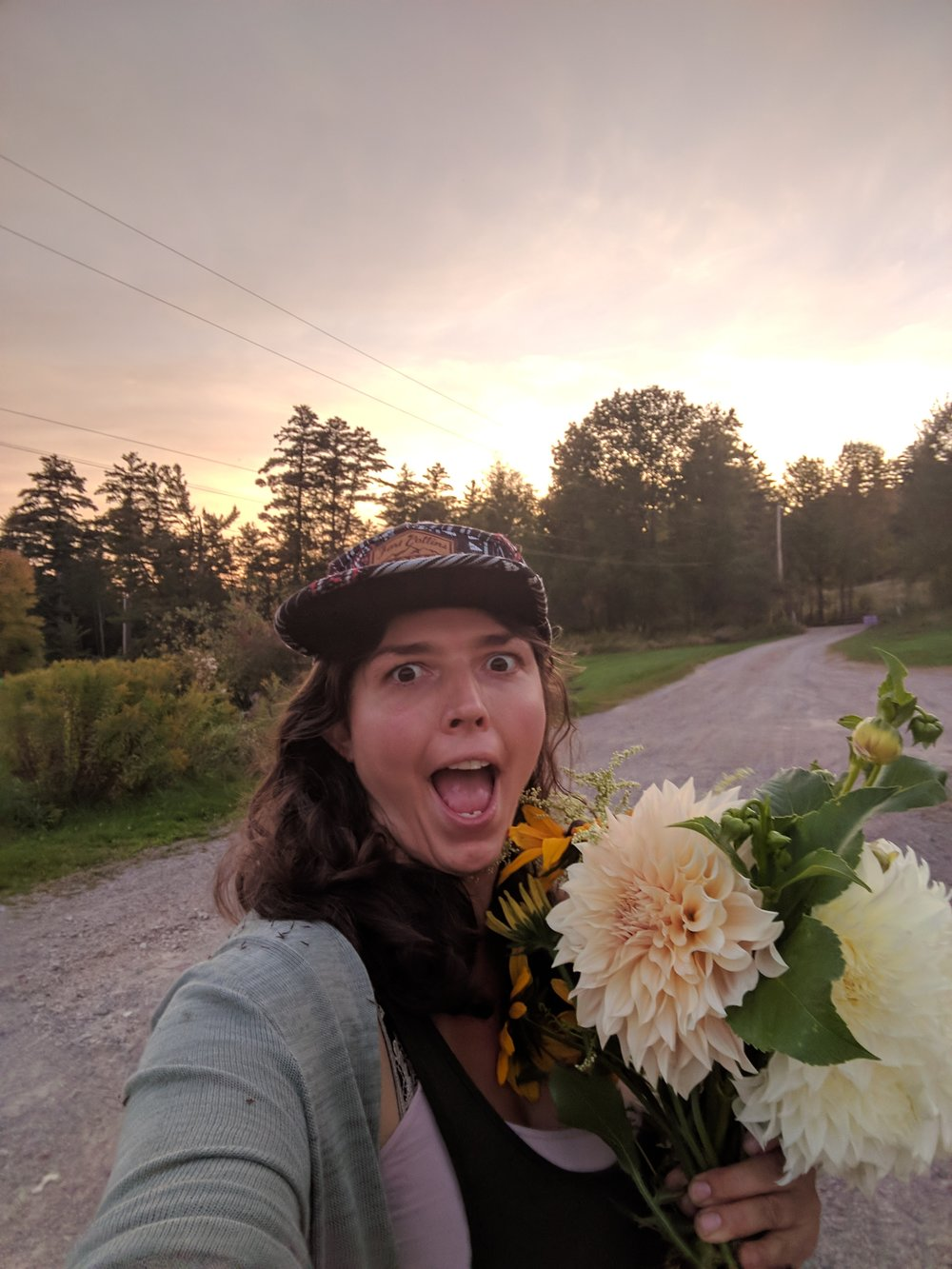 We Love Flowers!