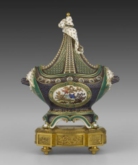 Sevres Pot-Pourri, Frick Collection, New York