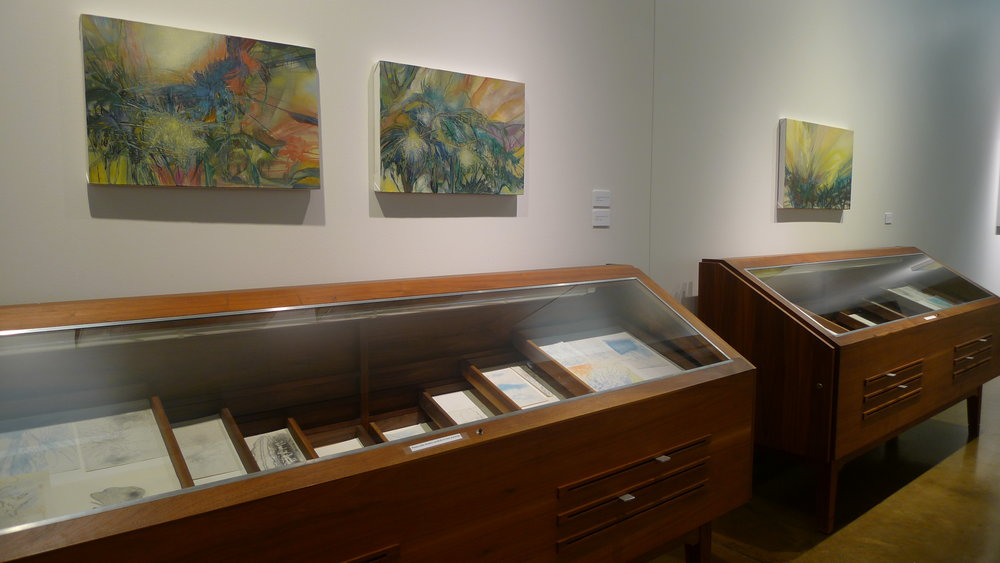 Stirred Fiction Exhibition, 2016, Cabinet of Drawings