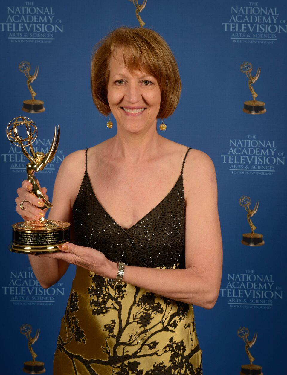 Karyl Evans wins 2016  Outstanding Director  Emmy