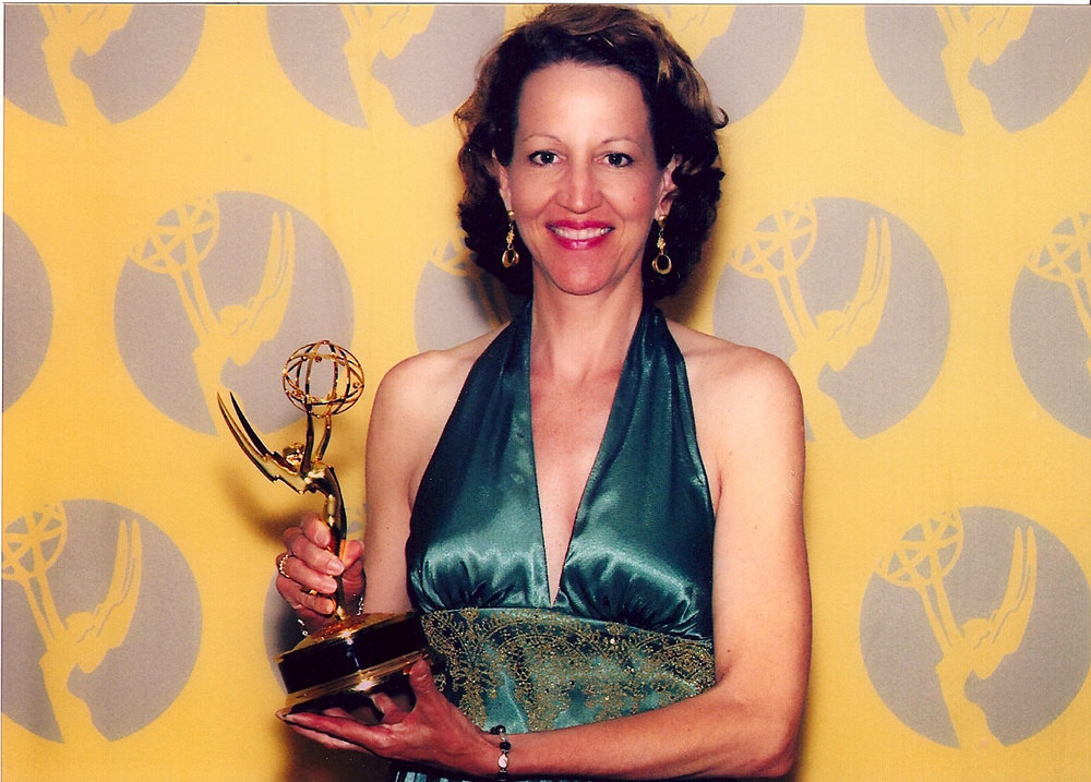 Karyl Evans wins 2007 Emmy Award