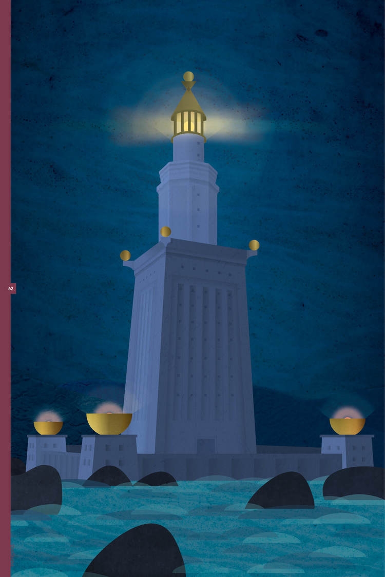Alexandria's Lighthouse