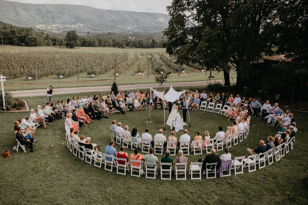 Doe Creek Farm - Weddings - Virginia - Best Wedding Photographer - Pat Cori Photography-33.jpg