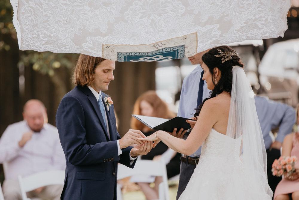Doe Creek Farm - Weddings - Virginia - Best Wedding Photographer - Pat Cori Photography-36.jpg