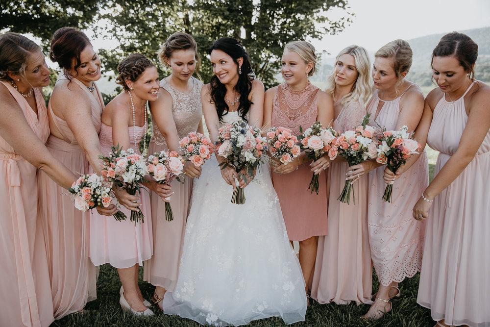 Doe Creek Farm - Weddings - Virginia - Best Wedding Photographer - Pat Cori Photography-41.jpg