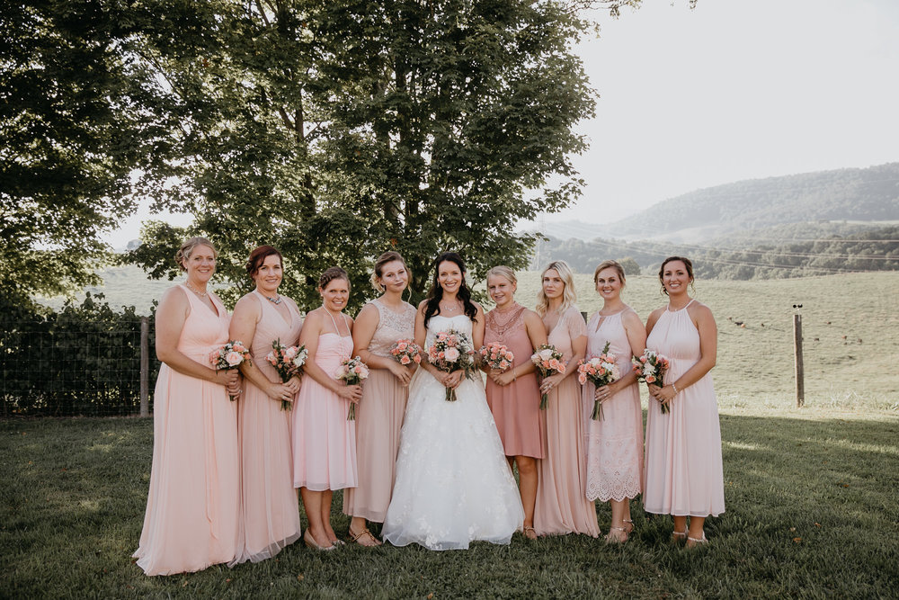 Doe Creek Farm - Weddings - Virginia - Best Wedding Photographer - Pat Cori Photography-40.jpg