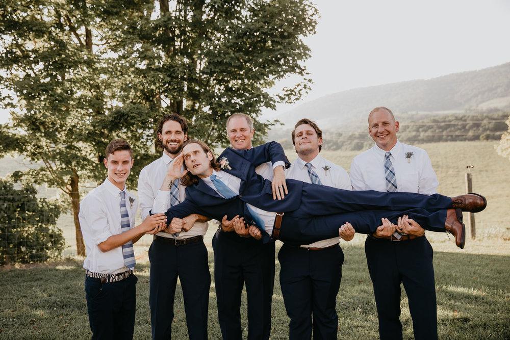 Doe Creek Farm - Weddings - Virginia - Best Wedding Photographer - Pat Cori Photography-43.jpg