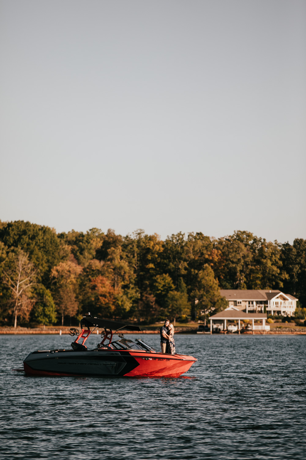 Smith Mountain Lake - Engagement - Virginia - Weddings - Wedding Photographer - Pat Cori Photography.jpg
