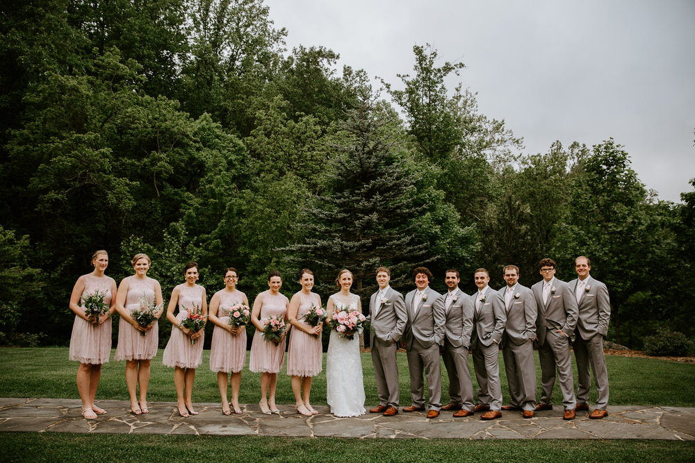 House Mountain Inn - Weddings - Lexington - Virginia - Best Wedding Photographer - Pat Cori Photography-34.jpg