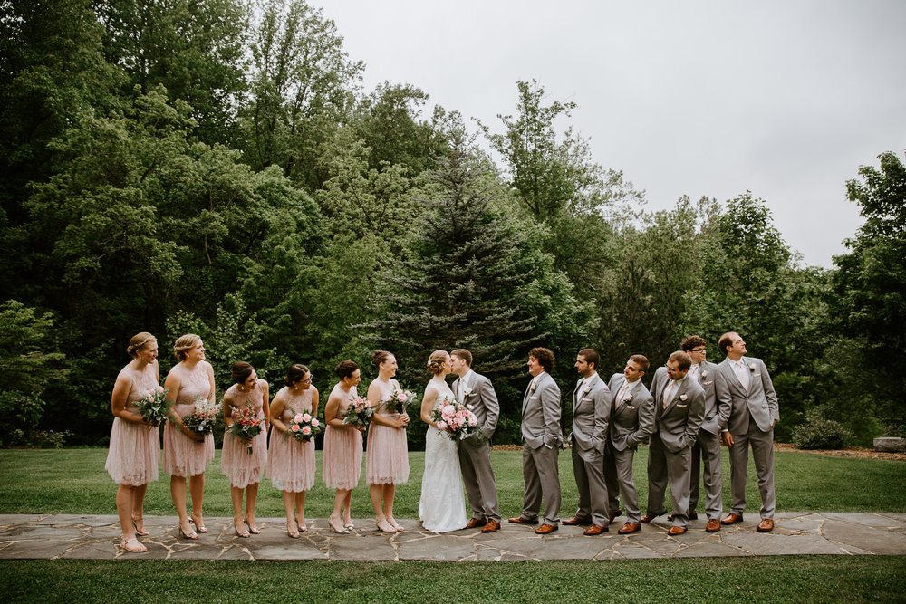 House Mountain Inn - Weddings - Lexington - Virginia - Best Wedding Photographer - Pat Cori Photography-35.jpg