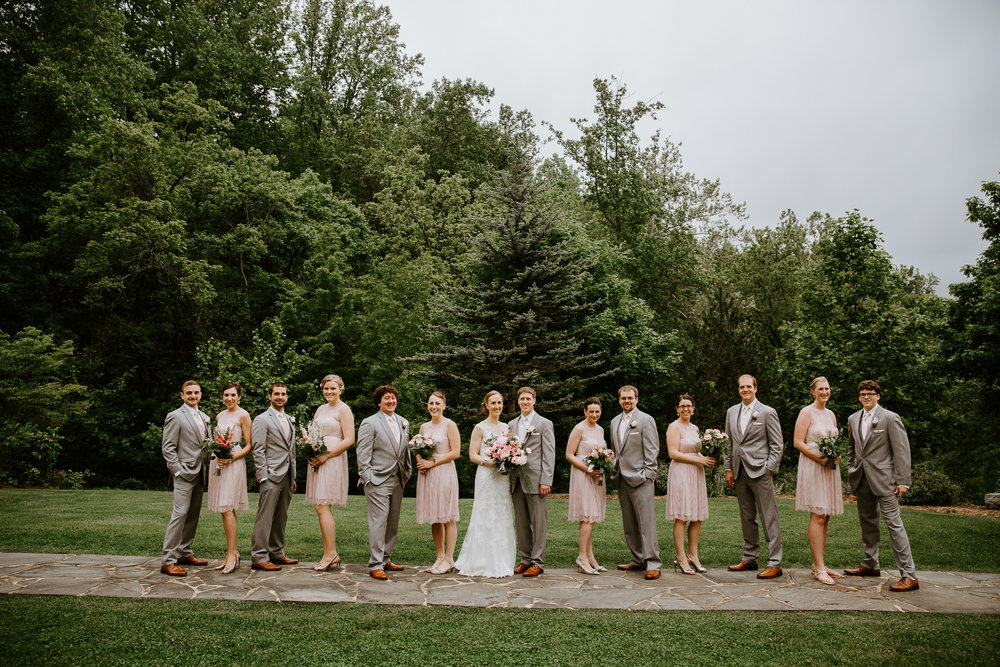 House Mountain Inn - Weddings - Lexington - Virginia - Best Wedding Photographer - Pat Cori Photography-36.jpg