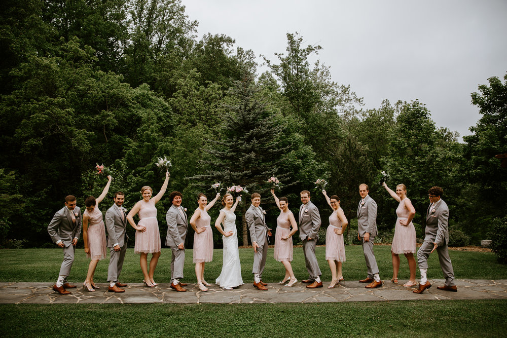 House Mountain Inn - Weddings - Lexington - Virginia - Best Wedding Photographer - Pat Cori Photography-37.jpg