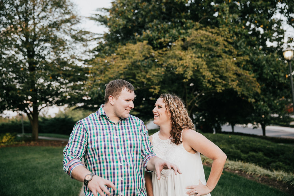 Roanoke - Engagement- Virginia wedding photographer - Pat Cori Photography-17.jpg