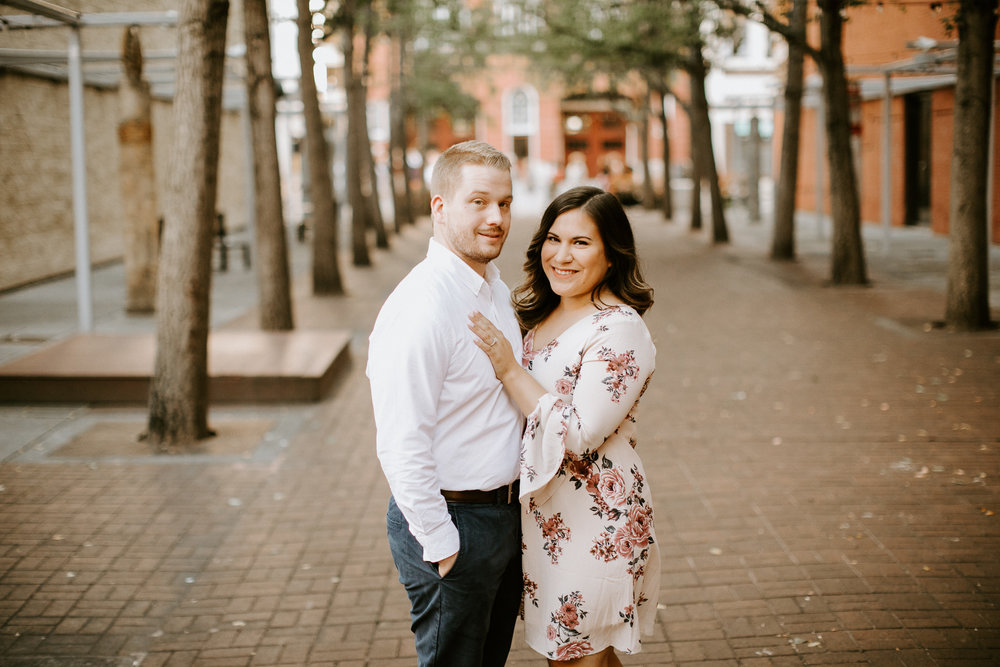 Engagement - Downtown Roanoke -  Wedding Photographer - Virginia - Best - Pat Cori Photography-13.jpg