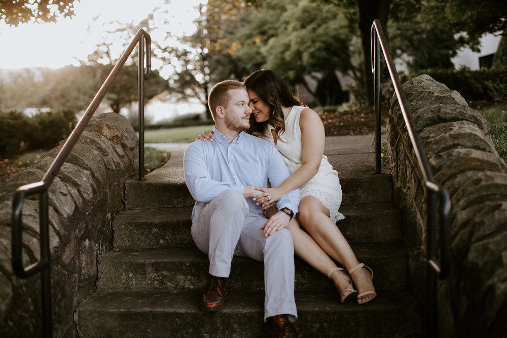 Engagement - Downtown Roanoke -  Wedding Photographer - Virginia - Best - Pat Cori Photography-16.jpg