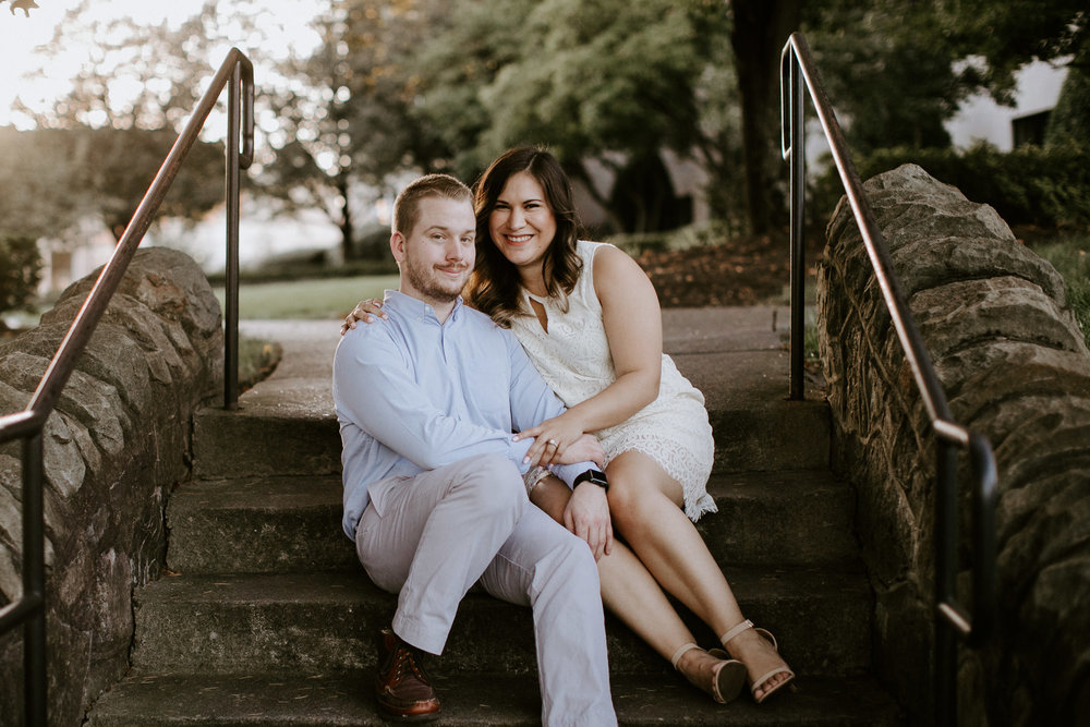 Engagement - Downtown Roanoke -  Wedding Photographer - Virginia - Best - Pat Cori Photography-19.jpg