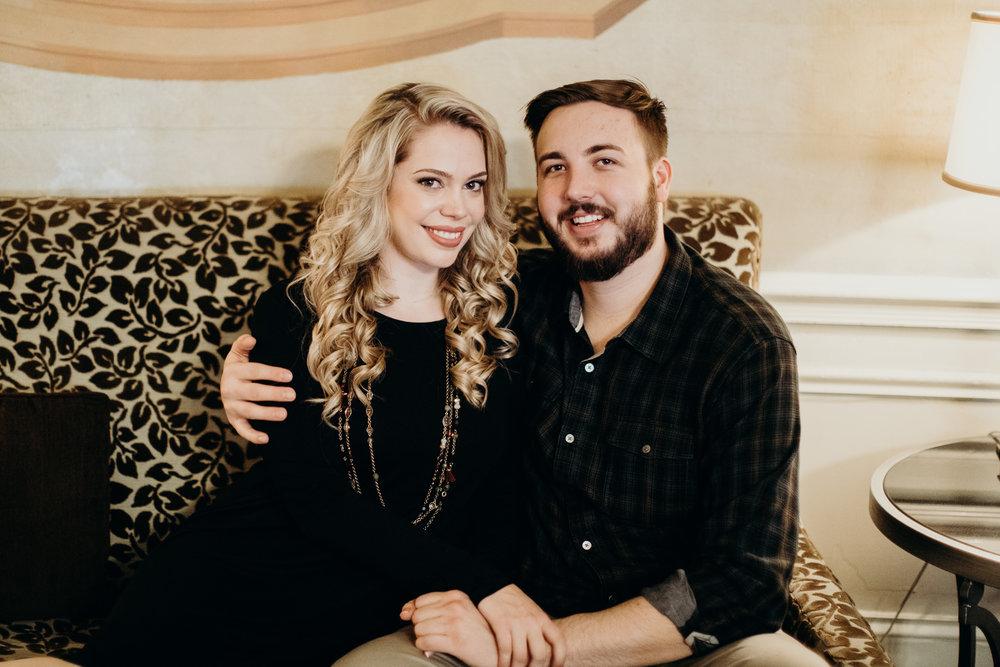 Hotel Roanoke - Engagement - Best wedding Photographer - Virginia - Pat Cori Photography-14.jpg