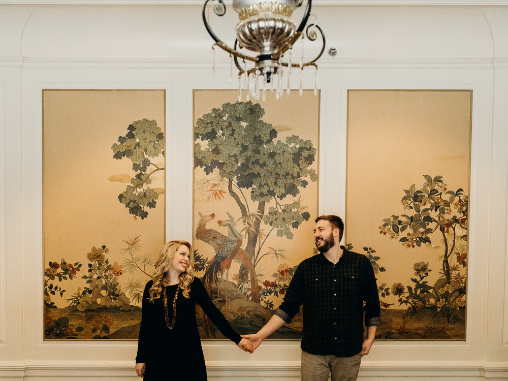 Hotel Roanoke - Engagement - Best wedding Photographer - Virginia - Pat Cori Photography-17.jpg