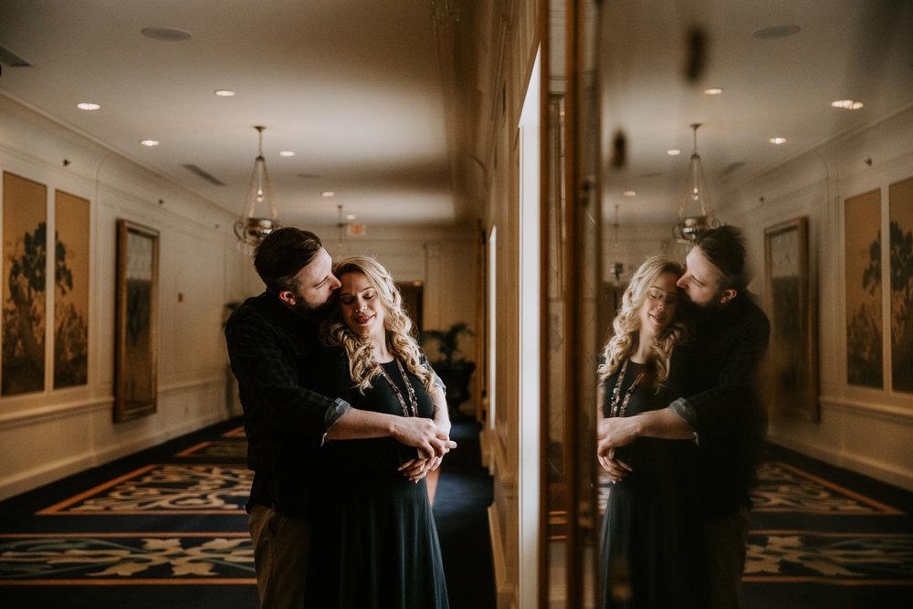 Hotel Roanoke - Engagement - Best wedding Photographer - Virginia - Pat Cori Photography-19.jpg