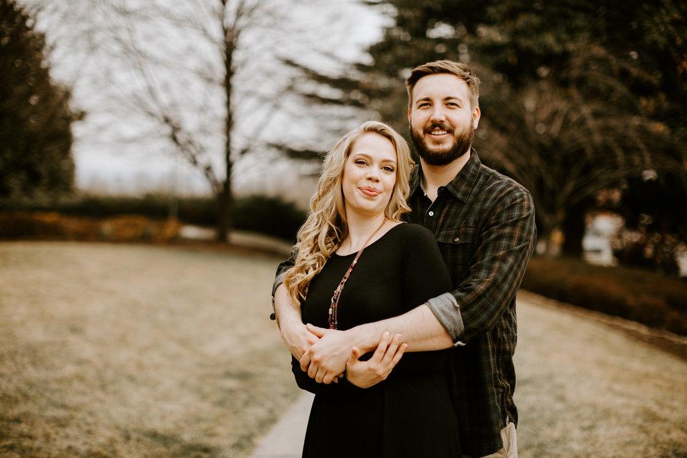 Hotel Roanoke - Engagement - Best wedding Photographer - Virginia - Pat Cori Photography-24.jpg