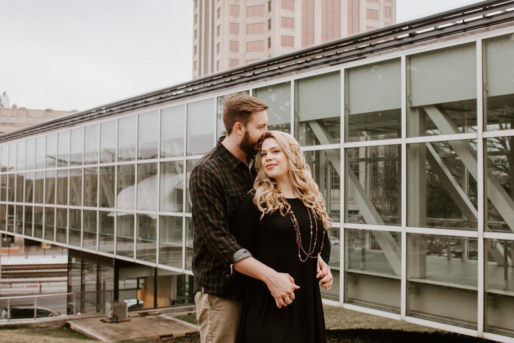 Hotel Roanoke - Engagement - Best wedding Photographer - Virginia - Pat Cori Photography-26.jpg