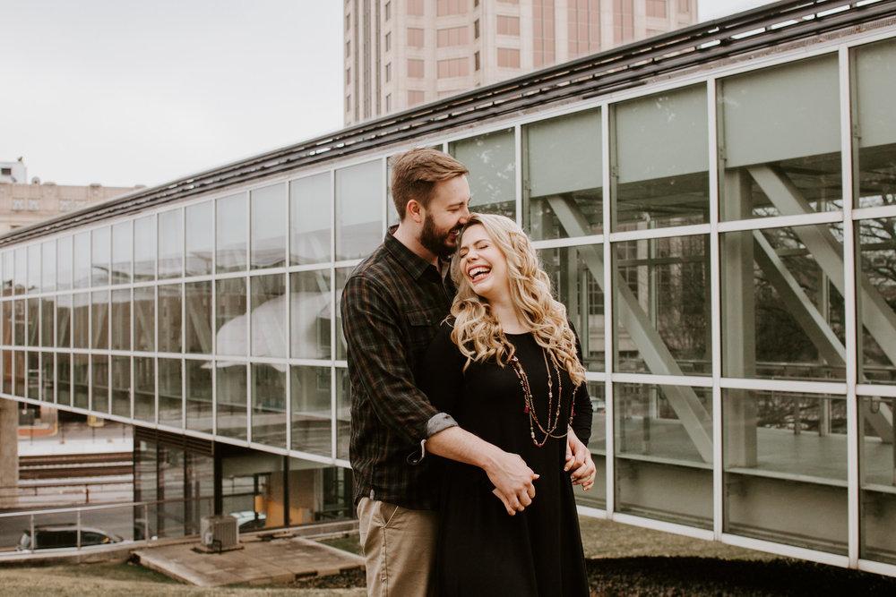 Hotel Roanoke - Engagement - Best wedding Photographer - Virginia - Pat Cori Photography-27.jpg