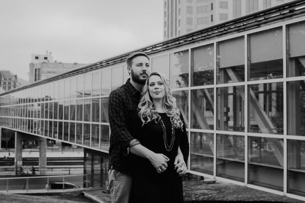 Hotel Roanoke - Engagement - Best wedding Photographer - Virginia - Pat Cori Photography-30.jpg