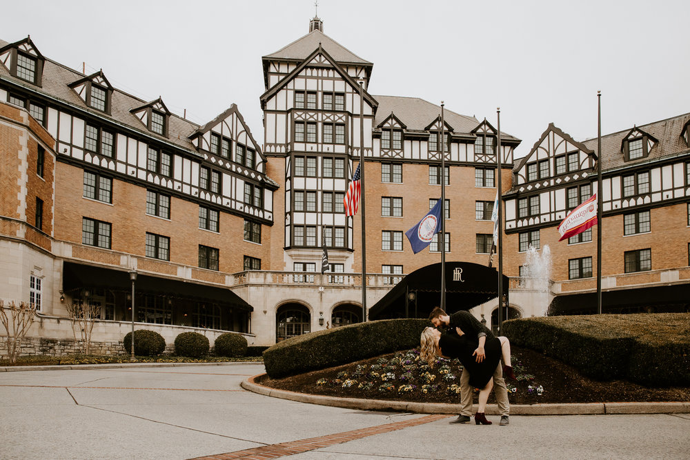 Hotel Roanoke - Engagement - Best wedding Photographer - Virginia - Pat Cori Photography-40.jpg