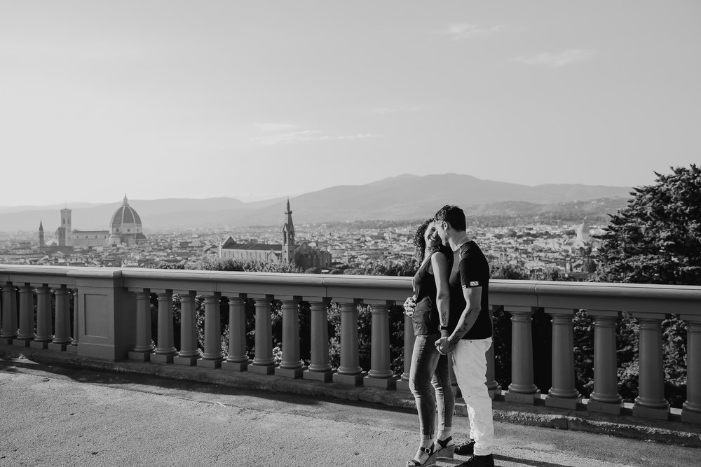Florence  - Engagements - Italy - Destination Wedding - Wedding