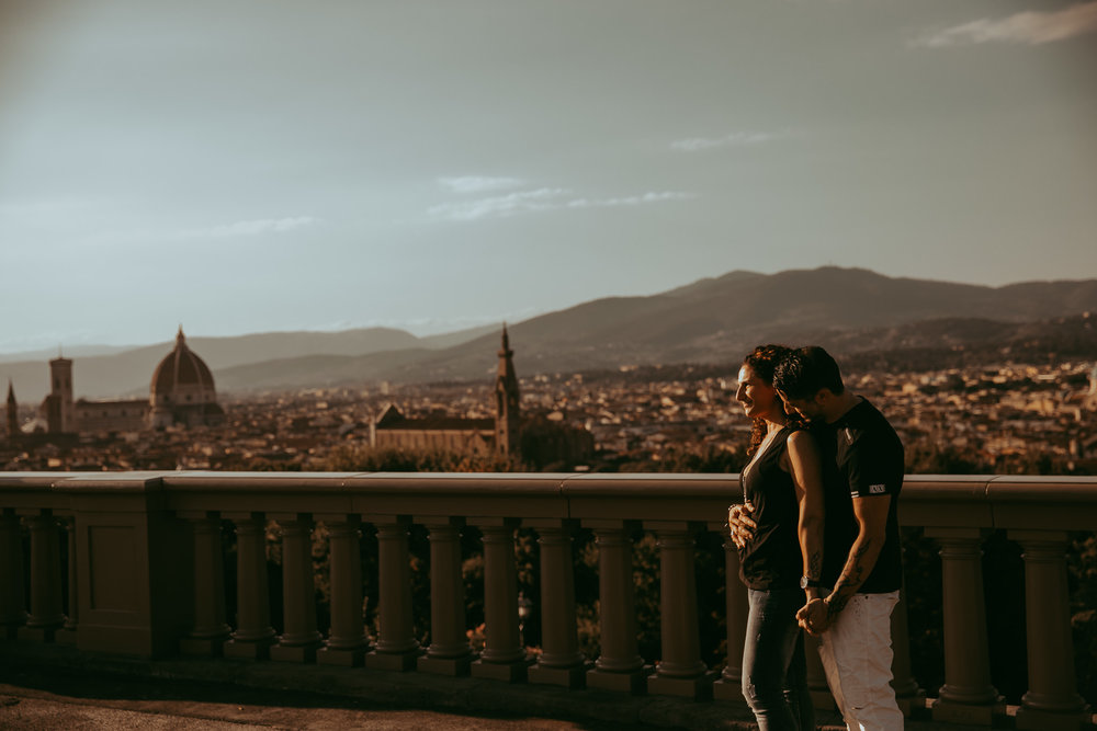 Ilaria & Andrea - Florence Wedding Photographer - Weddings - Pat
