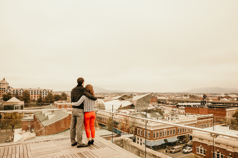 Engagement - Downtown Roanoke - Virginia - Wedding Photographer - Pat Cori Photography.jpg