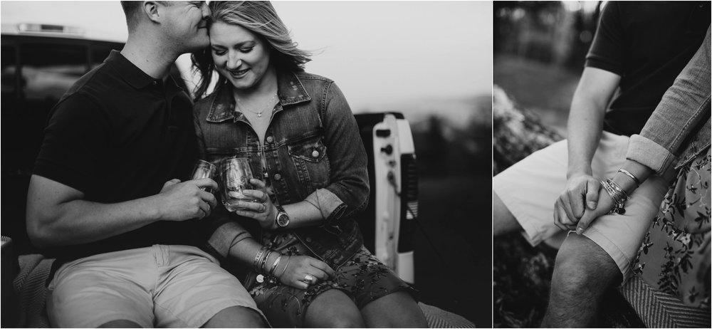 Engagement - Blue Ridge Mountains - Virginia - Wedding Photographer - Pat Cori Photography