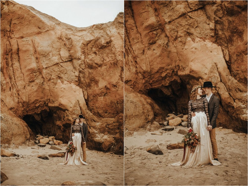 Cape Kiwanda - Elopement - Oregon - Wedding Photographer - Pat Cori Photography-27.jpg
