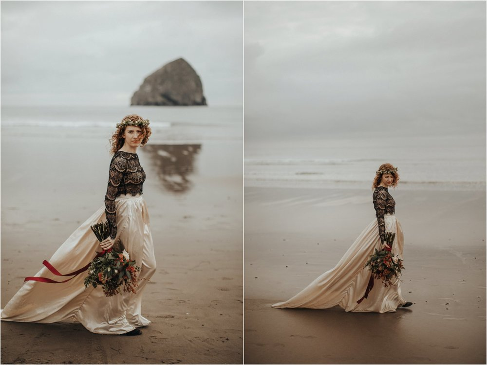 Cape Kiwanda - Elopement - Oregon - Wedding Photographer - Pat Cori Photography - 03.jpg