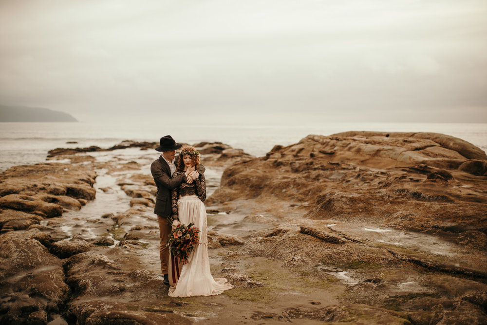 Cape Kiwanda - Elopement - Oregon - Wedding Photographer - Pat Cori Photography-36.jpg