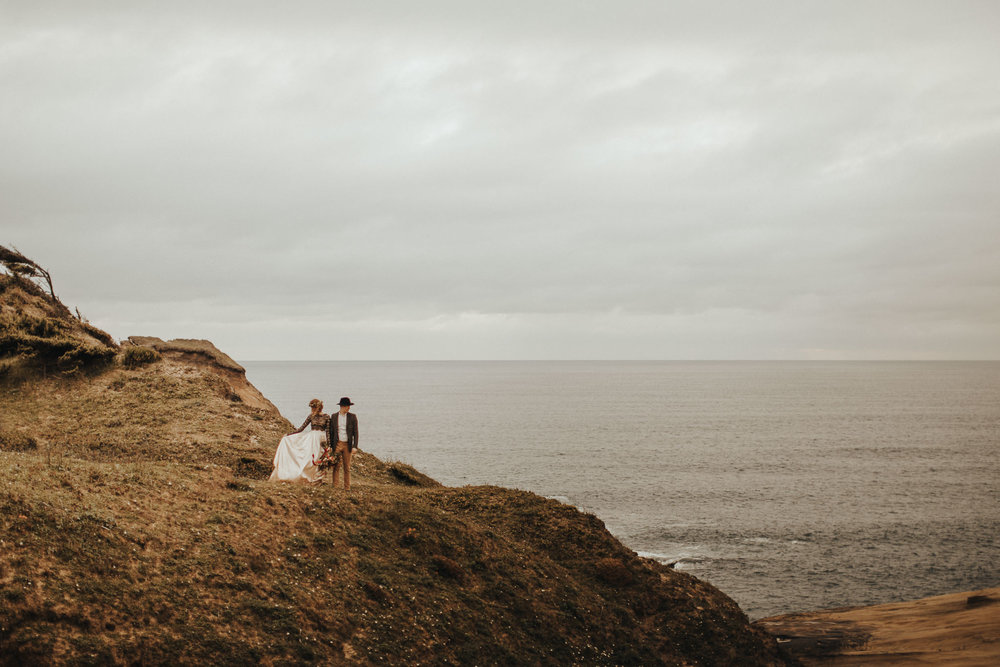 Cape Kiwanda - Elopement - Oregon - Wedding Photographer - Pat Cori Photography-56.jpg