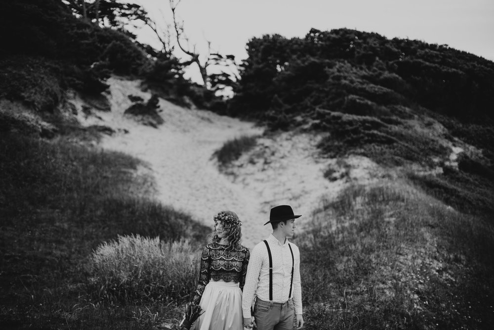 Cape Kiwanda - Elopement - Oregon - Wedding Photographer - Pat Cori Photography-62.jpg