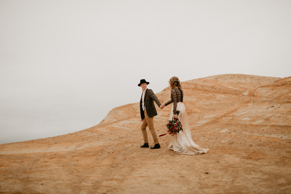 Cape Kiwanda - Elopement - Oregon - Wedding Photographer - Pat Cori Photography-66.jpg